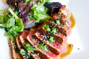 Blue Lantern Lounge Ahi Tuna