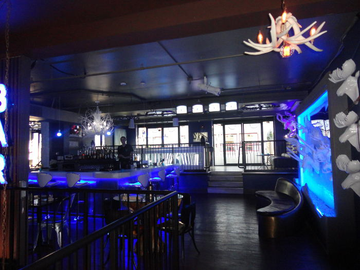 The Lodge Bar + Grill