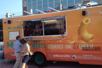 Second Mac 'n' Cheese Truck Rollin Out in BFLO   Step Out Buffalo