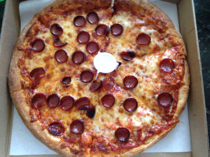 Brunner's Eatery - 28 Days of Pizza | Step Out Buffalo