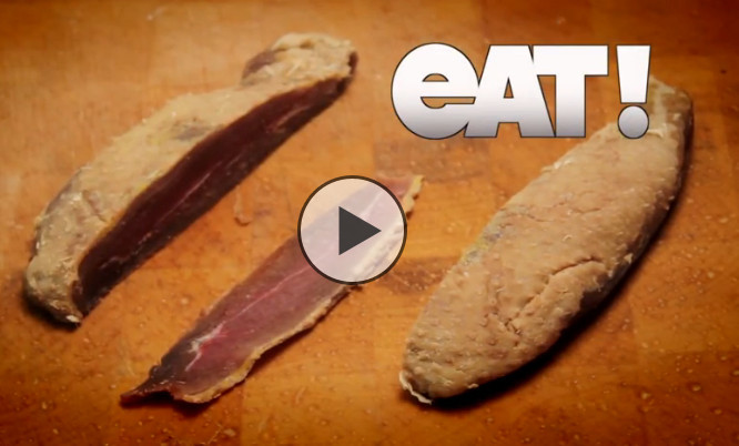 Ristorante Lombardo Presents How to Duck Prosciutto
