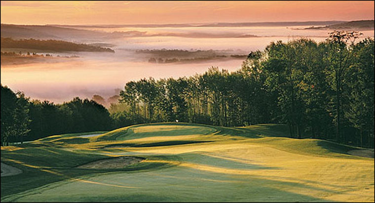 Peak N Peek Upper Golf Course | Buffalo's Best Golf Courses
