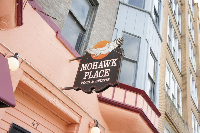 Buffalo's Mohawk Place