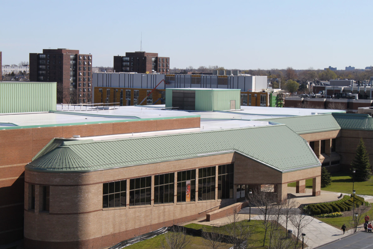 Buffalo State College Sports Arena