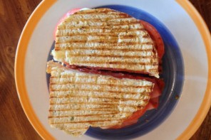 Step Out Buffalo, places to eat in hamburg, places to eat near buffalo, best restaurants in hamburg, best restaurants outside of buffalo, lunch spots in hamburg, best sandwich places in buffalo, where to eat in hamburg, where to eat in buffalo, Great Harvest Bread Co., places to get good bread in hamburg, reuben panini, reuben, panini, sandwich