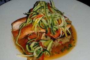 Black Rock Kitchen and Bar Salmon