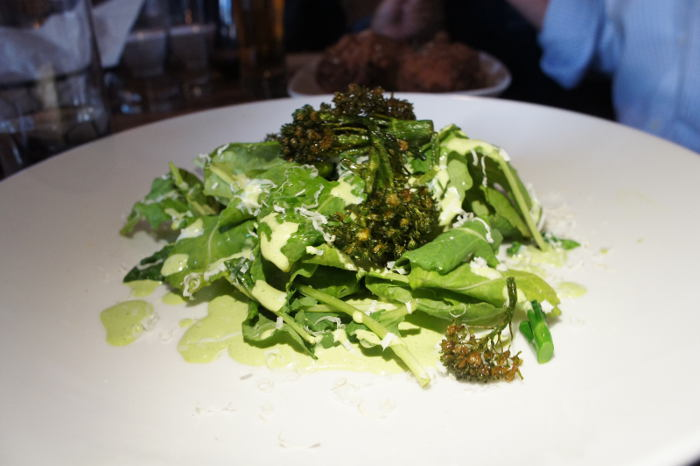 Seasonal Greens Salad
