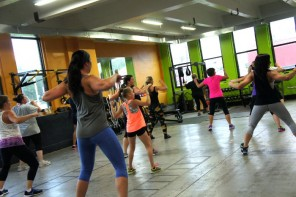 Dani-Fit Fitness Studio, Step Out Buffalo