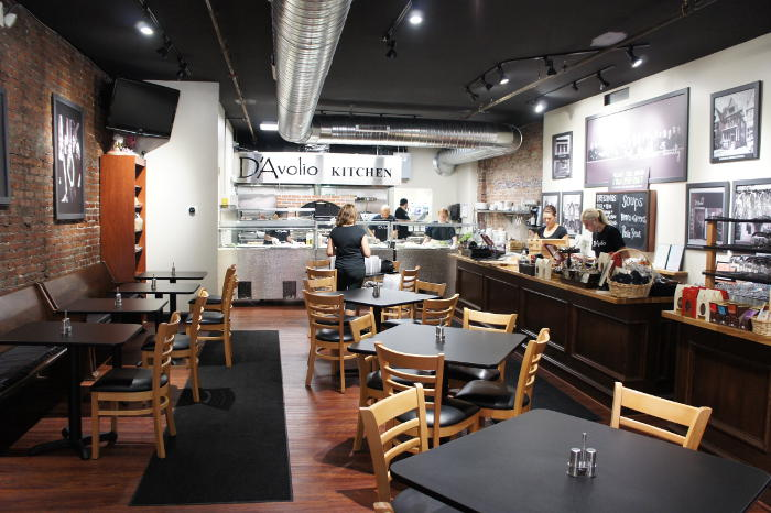 D'Avolio Kitchen / Step Out Buffalo