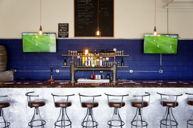 Parkers, Pitch Bar, Step Out Buffalo, Soccer Bars in Buffalo