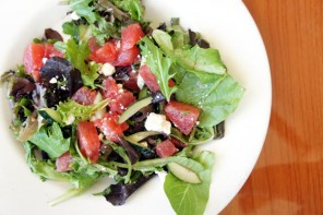 Brick Oven Bistro's Watermelon Salad