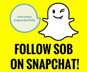 2SOB Follow us on Snapchat Sidebar Ads