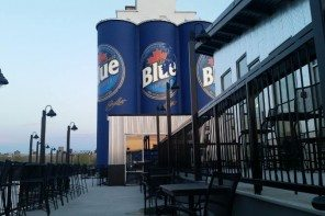 Buffalo RiverWorks six pack labatt