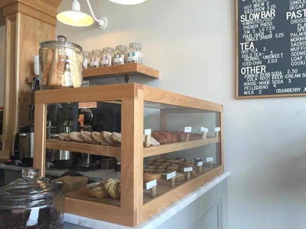 Pastry pantry