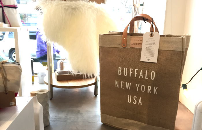 Step Out Buffalo Gift Guide 2016