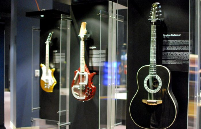 Buffalo Museum of Science, GUITAR Exhibit