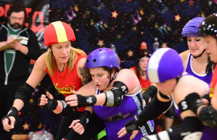 Roller Derby Fri. Jan. 20 at Riverworks