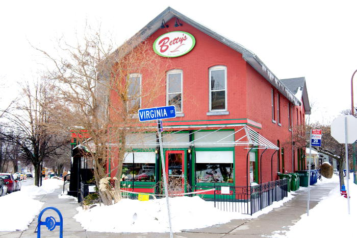 Betty's in Buffalo
