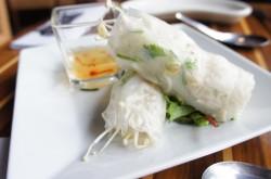 Fresh roll - enoki