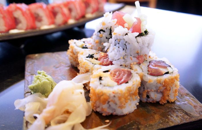 Best Spicy Tuna Sushi Roll at Seabar