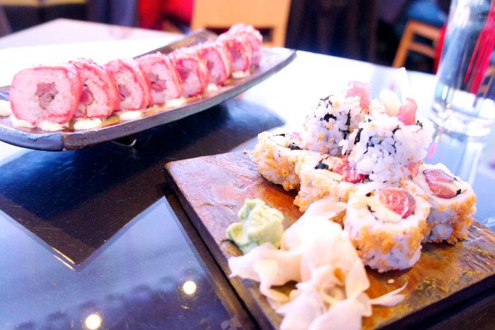 Seabar sushi