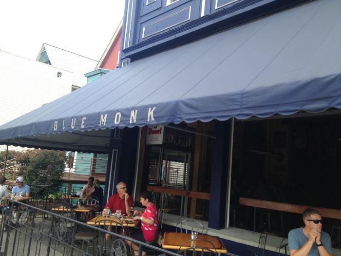 Blue Monk in Buffalo NY