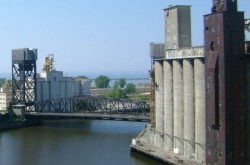to Buffalo, niagara falls, wny, architecture, silos, food