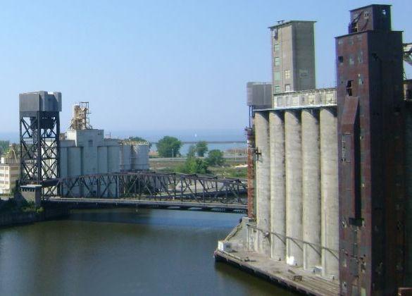 to Buffalo, niagara falls, wny, architecture, silos, food
