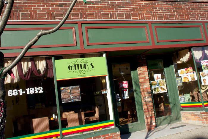 Gatur's Ethiopian on Allen St in Buffalo NY