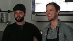 Buffalo dining food truck duo