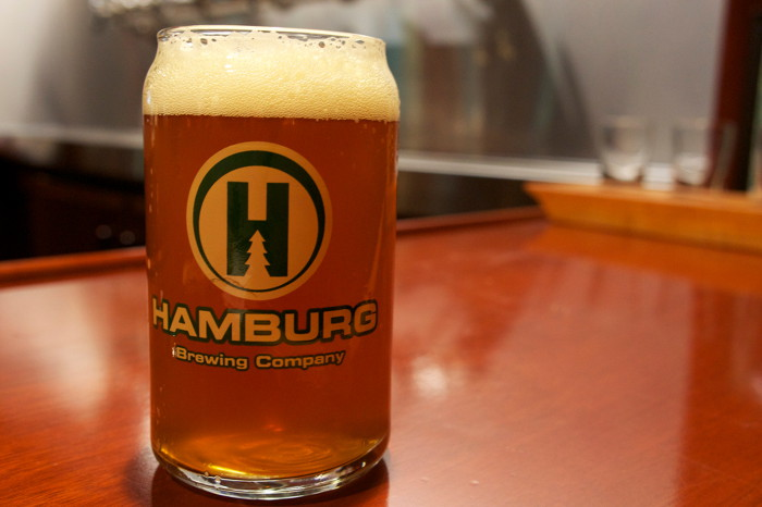 hamburg brewing company pairing dinner