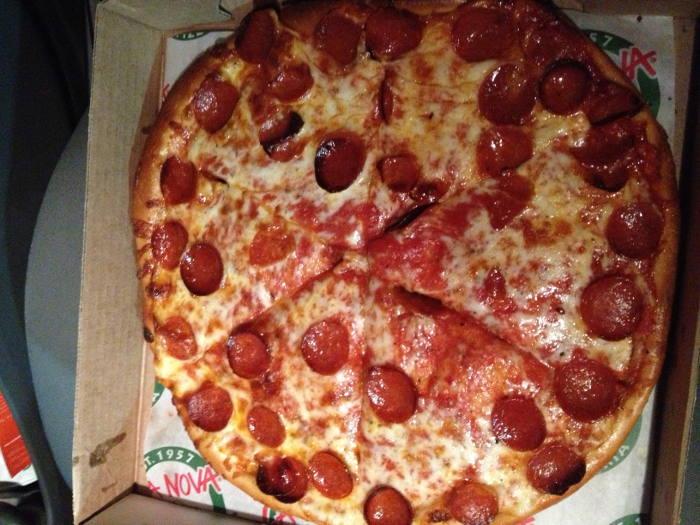 la nova pizza buffalo