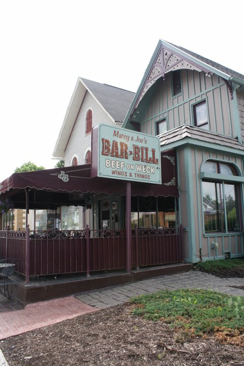 must visit places for chicken wings bar bill east aurora ny