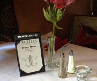 Cecelia's Ristorante & Martini Bar