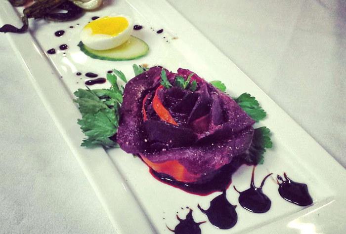 Valentine's Day Salad at CRAVing