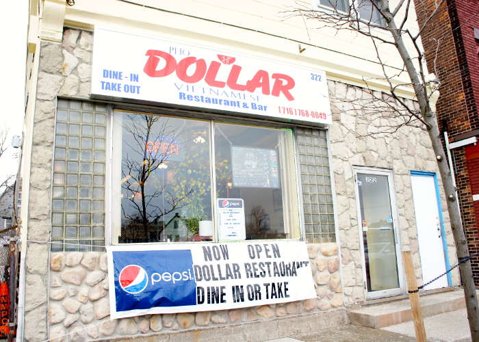 Pho Dollar Buffalo