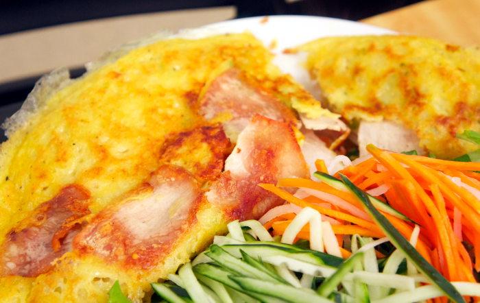 Pho Dollar Vietnamese Pancake