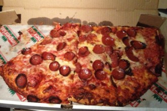 Imperial Pizza - 28 Days of Pizza   Step Out Buffalo