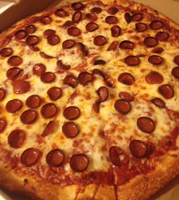 Pasquale's Pizza Rated in the 28 Days of Pizza - WNY