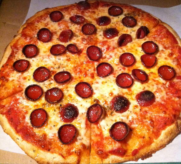 Prima Pizza Rated in the 28 Days of Pizza - WNY