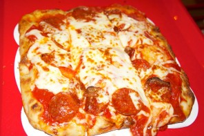 Crust Pizza Bar - 28 Days of Pizza   Step Out Buffalo