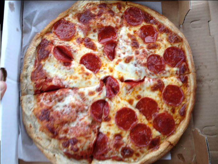 Ilio DiPalos – 28 Days of Pizza