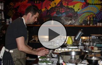 Epicurean Delights: Martin Cooks by Martin Danilowicz