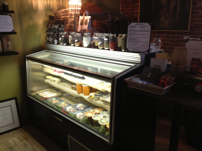 Things to do in Buffalo - Horsefeathers Market Biscotti - sweets