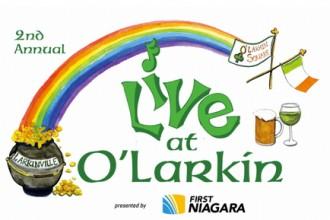 Live at O'Larkin 2014   Event News   Step Out Buffalo