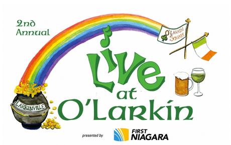 Live at O'Larkin 2014