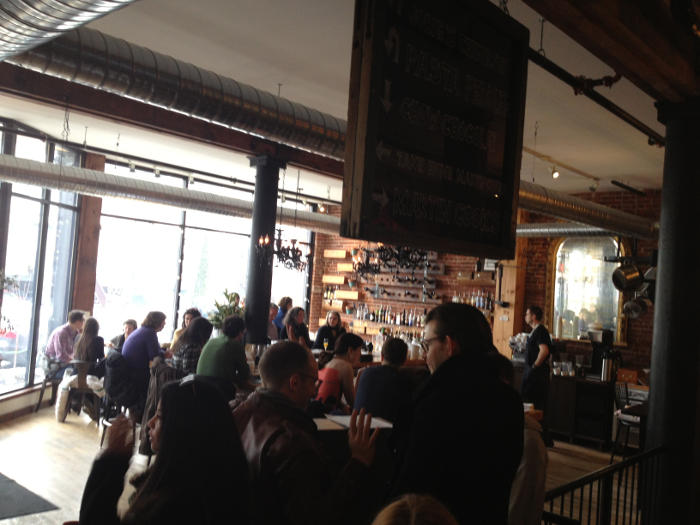 Things to do in Buffalo - Horsefeathers Market restaurants