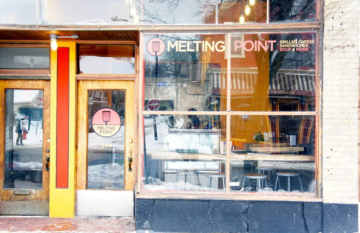 Cheesy Goodness @ Melting Point | Step Out Buffalo