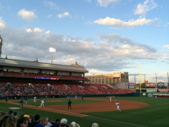 Bisons Game in Buffalo, NY