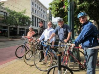 Buffalo By Bike Historic Tour